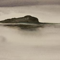 Twilight, Davaar Island