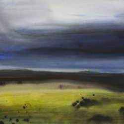Summer Light, the Salt Marsh, Aberlady