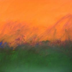 Cadmium Red Sundown