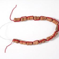 'Teething Necklace (in vino veritas)'